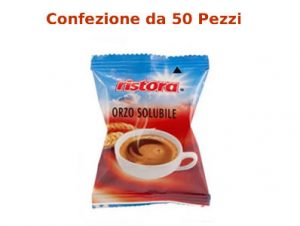 Capsule Orzo Solubile Ristora Compatibili Lavazza Point