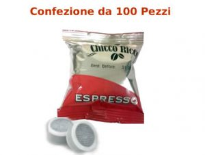 Capsule Caffè ChiccoRicco Compatibili Lavazza Point